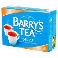 Barry's Tea Decaf 80 Tea Bags 250g