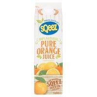 Sqeez Pure Orange Juice 1 Litre