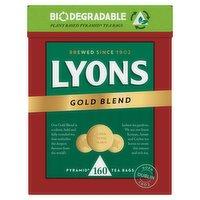 Lyons Tea Gold 160 Tea Bags