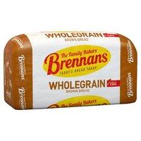 Brennans Wholegrain Brown Bread 800g