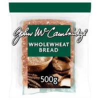John McCambridge Irish Stone-Ground Wholewheat Bread 500g