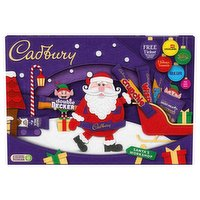 Cadbury Santa Chocolate Selection Carton 145g
