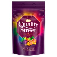 Quality Street Pouch Bag Chocolate Toffee & Cremes 450g