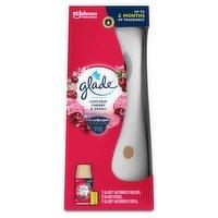Glade Automatic Spray Holder & Refill Cherry & Peony Air Freshener 269ml