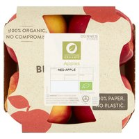 Dunnes Stores Organic 4 Red Apples