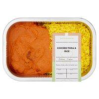 Baxter & Greene Chicken Tikka & Rice 500g