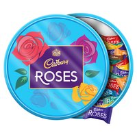 Cadbury Roses Chocolate Tub 600g