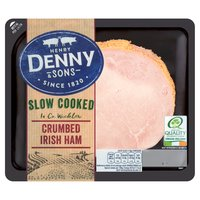 Henry Denny & Sons Slow Cooked Crumbed Irish Ham 90g