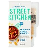 Street Kitchen Moroccan Scratch Kit Moroccan Lemon Chicken 255g
