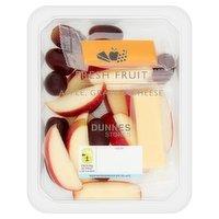 Dunnes Stores Fresh Fruit Apple, Grape & Cheese 200g