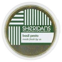 Sheridans Cheesemongers Basil Pesto 140g