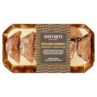Diforti Sicilian Cannoli Hazelnut Chocolate 150g