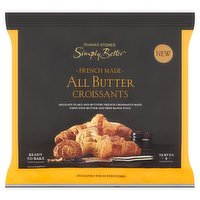 Dunnes Stores Simply Better French Made All Butter Croissants 4 x 70g (280g)