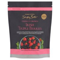 Dunnes Stores Simply Better Irish Triple Berries 300g