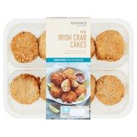 Dunnes Stores Mini Irish Crab Cakes 400g