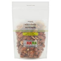 Dunnes Stores Wholefoods Mixed Nuts 225g