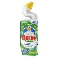Duck Toilet Deep Action Gel Liquid Cleaner Pine 750ml