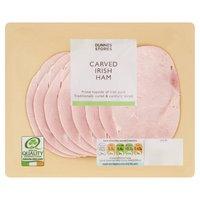 Dunnes Stores Carved Irish Ham 120g