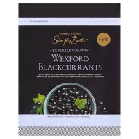 Dunnes Stores Simply Better Wexford Blackcurrants 300g