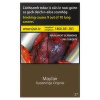 Mayfair Superkings Original 27 Cigarettes