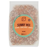 Green Age Sesame, Sunflower, Linseed Sunny Mix 250g
