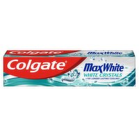 Colgate Max White Crystals Whitening Toothpaste 125ml