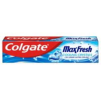 Colgate Max Fresh Cooling Crystals Toothpaste 125ml