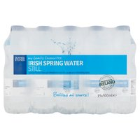 Dunnes Stores My Family Favourites Irish Spring Water Still 15 x 500ml
