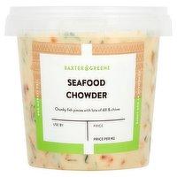 Baxter & Greene Seafood Chowder 630g