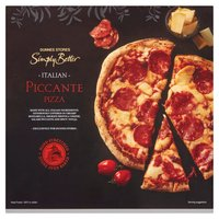 Dunnes Stores Simply Better Italian Piccante Pizza 475g