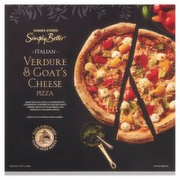 Dunnes Stores Simply Better Italian Verdure & Goat's Cheese Pizza 510g
