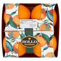 Bollo Sweetheart Oranges 4 Pieces