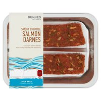 Dunnes Stores Smoky Chipotle Salmon Darnes 255g
