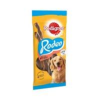 Pedigree Rodeo Adult Dog Treats Beef 7 Sticks 123g