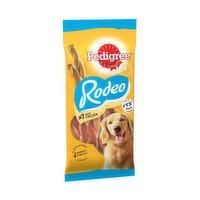 Pedigree Rodeo Adult Dog Treats with Chicken 7 Sticks 123g