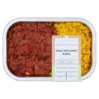 Baxter & Greene Chilli Con Carne & Rice 500g
