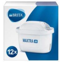 BRITA MAXTRA+ Water Filter Cartridges 12 Pack