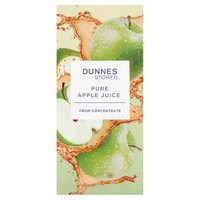 Dunnes Stores Pure Apple Juice from Concentrate 1 Litre