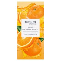 Dunnes Stores Pure Orange Juice from Concentrate 1 Litre