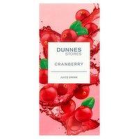 Dunnes Stores Cranberry Juice Drink 1 Litre