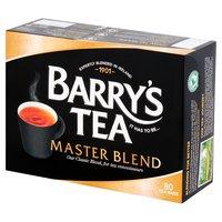 Barry's Tea Master Blend 80 Tea Bags 250g