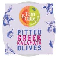 Tom & Ollie Pitted Kalamata Olives 150g