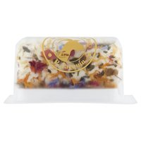 P. Jacquin & Fils Goat Log with Flowers 100g