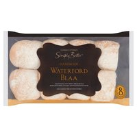 Dunnes Stores Simply Better 8 Handmade Waterford Blaa 296g