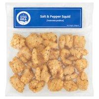 Window to the Sea Salt & Pepper Squid 500g