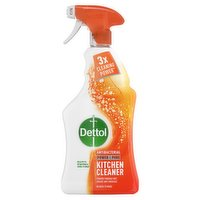 Dettol Power & Pure Kitchen Cleaning Spray 1L