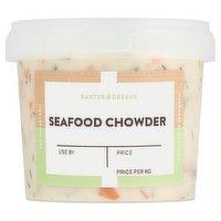 Baxter & Greene Seafood Chowder 350g