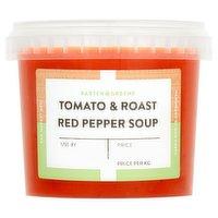 Baxter & Greene Tomato & Roast Red Pepper Soup 350g