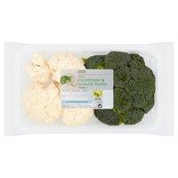 Dunnes Stores Fresh Cauliflower & Broccoli Florets