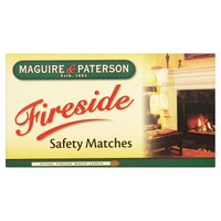 Maguire & Paterson Fireside Safety Matches